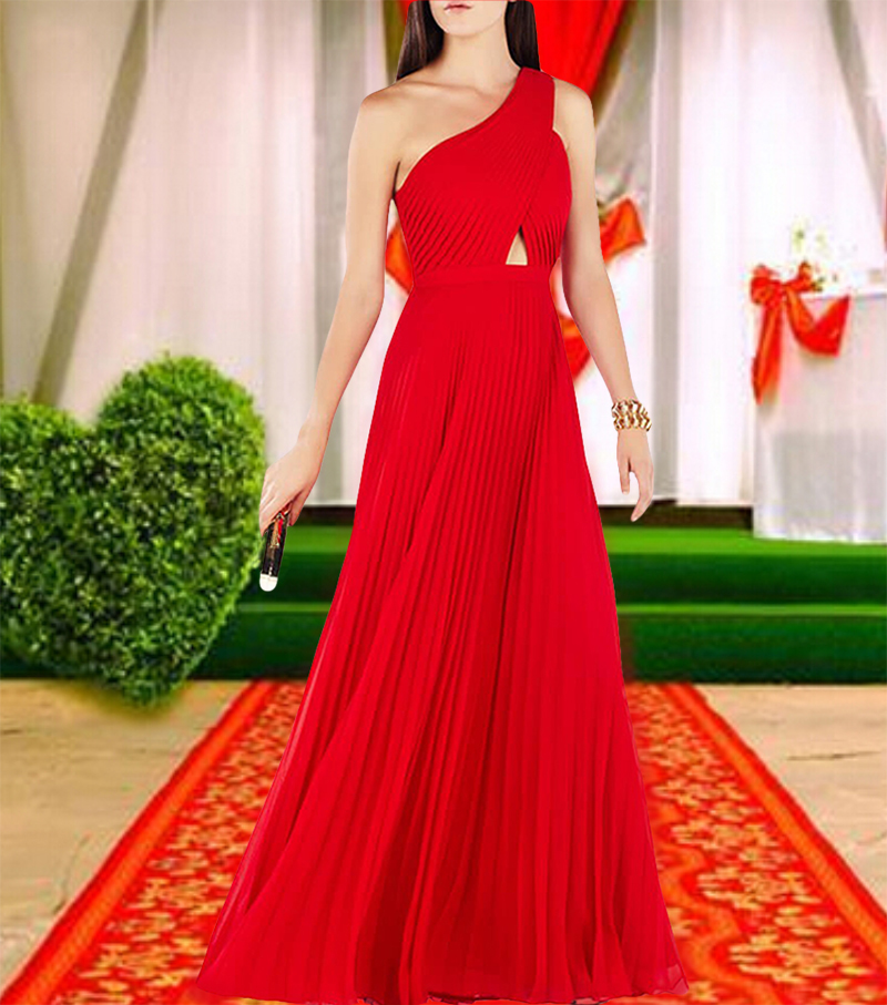 Princess Diaries Red Gown Lurap