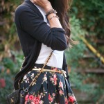 6 Easy Way To Wear Plus Size Floral Skirt This Summer