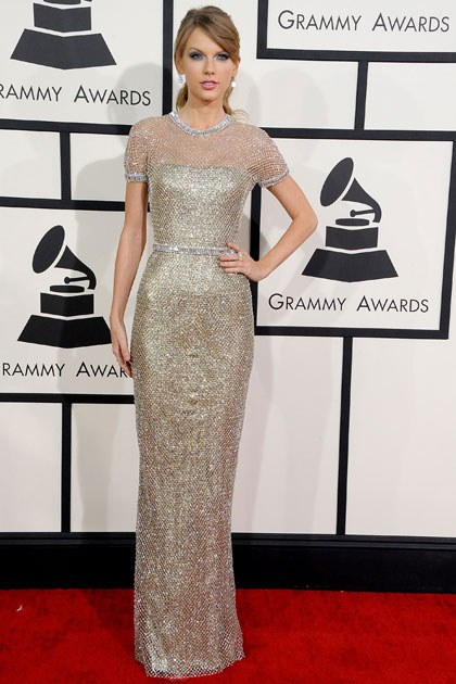 The Shimmery Night dress Taylor Swift