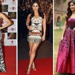 Bollywood Celebrity Inspired Western Dresses