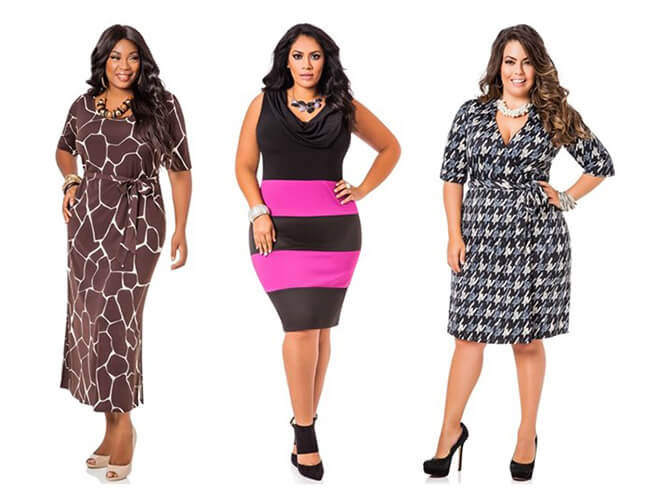 plus size dresses clothing in delhi