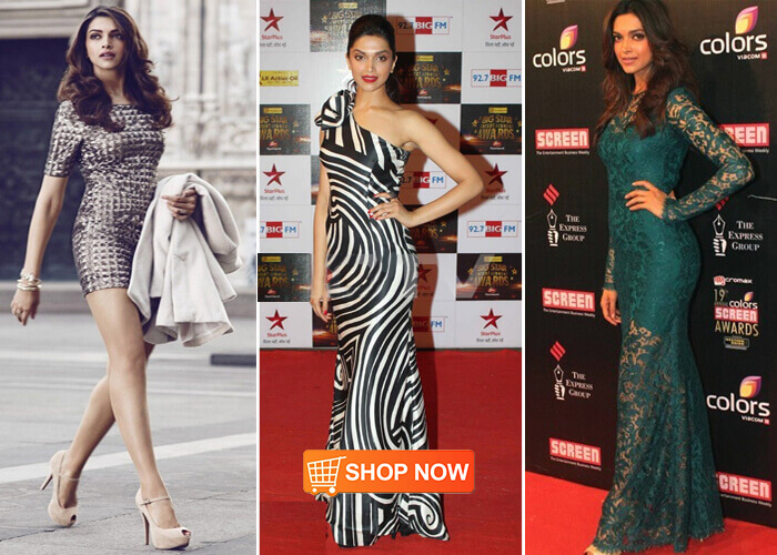 Buy Celebrity style inspired dresses online