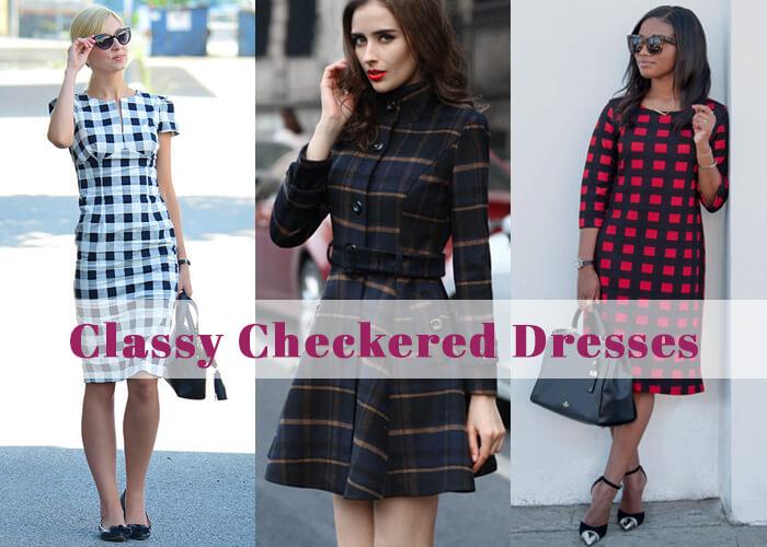 Classy Checkered