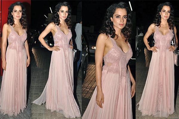 Kangana Ranaut Designer Dresses