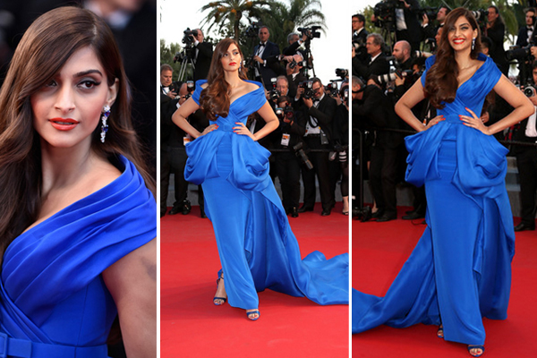 Sonam Kapoor Designer Dresses