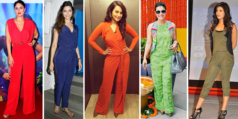 bollywood trendy jumpsuits for plus size women