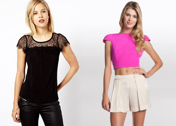 buy cheap top for women