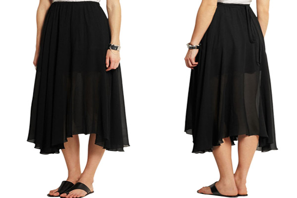 trendy custom plus size skirts for women