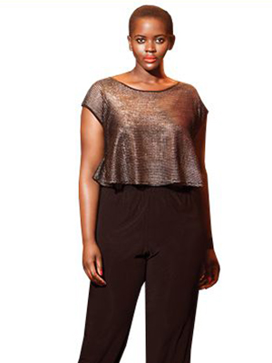 Rectangular's Plus Size Tops