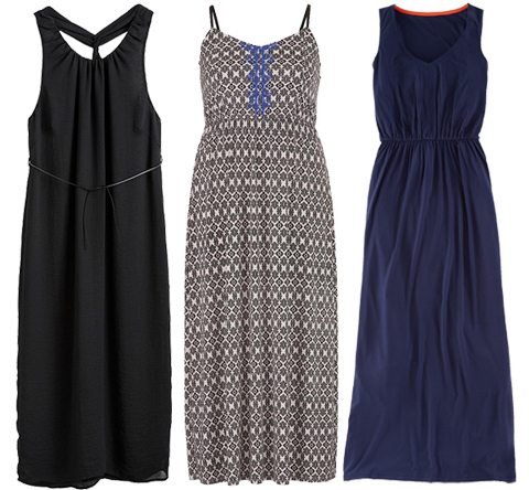 maxi dresses for plus size women