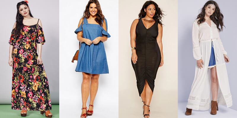 sexy plus size dresses women