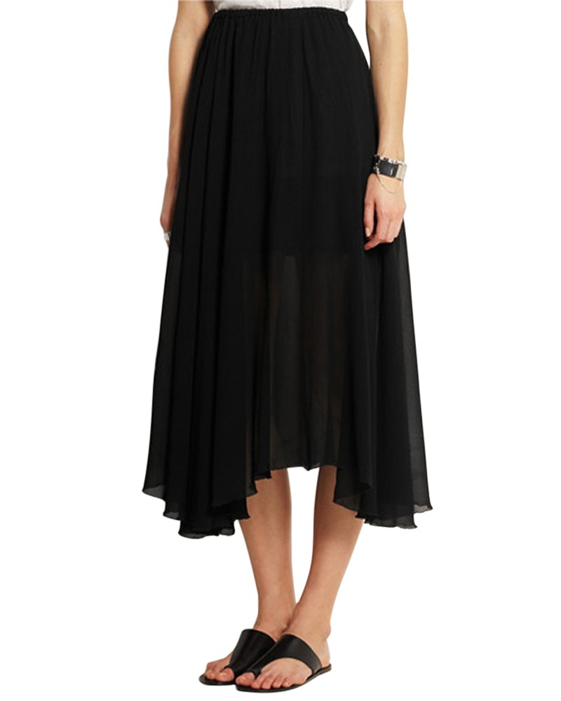 Feeling Loved Flare Skirts for Women