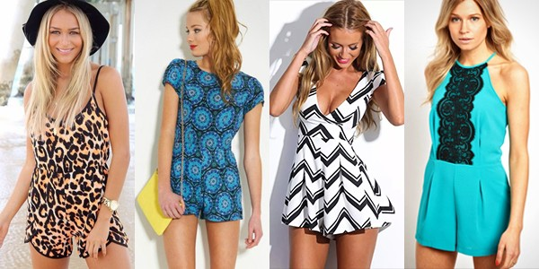 Stylish Partywear Rompers To Wow Many Eyes!