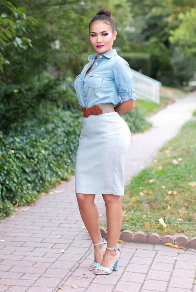 Women's Skirts Online for curvy