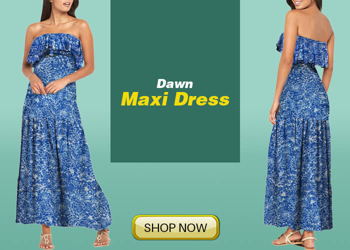 Maxi Dresses for Occasions