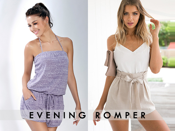 evening Romper For women