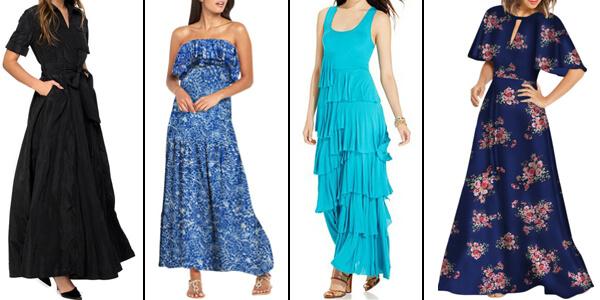 summer maxi dresses for girls