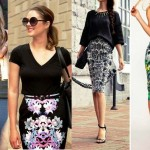 5 Plus Size Trends for Pencil Skirts You Must Experience In 2016