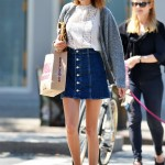 Dress Like A Celebrity This Summer With Trendy Skirts For Plus Size Ladies
