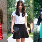 6 Ways To Wear Your A-Line Skirts For Perfect Looks