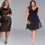 Online Plus Size Cocktail Dresses for Your Body Measurements