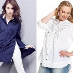 Looking For Best Styles In Latest Plus Size Fashion Tops