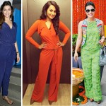 Style Inspiration from Bollywood Beauties in Trendy Jumpsuits for Women