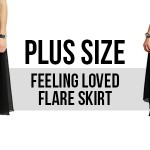 My Shopping Experience with Trendy Plus Size Skirts from LURAP