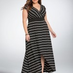 How to Wear Sexy Maxi Dresses for Plus Size Women This Summer