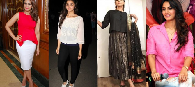 Hot Bollywood Celebrity Trends in Sexy Blouses for Women