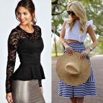 6 Must-Have Styles in Sexy Tops For Ladies