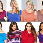 How to Find the Most Flattering Neckline for Plus Size Tops!