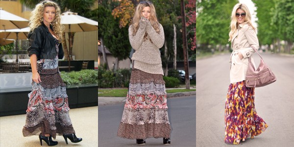 Style Your Trendy Plus Size Maxi Dresses for Fall-Winter Look!