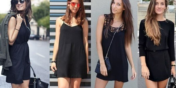 How to Wear Trending Summer Little Black Dresses for Different Seasons