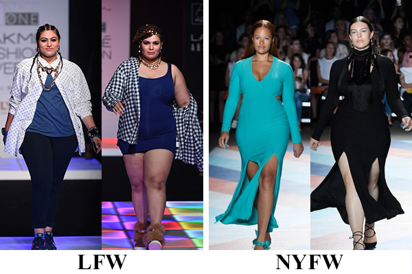 Plus Size-New Your Fashion Week