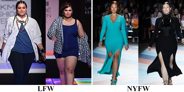 Plus Size Models Rock the Runways at New York Fashion Week: Now This Is The Way To Go!!!