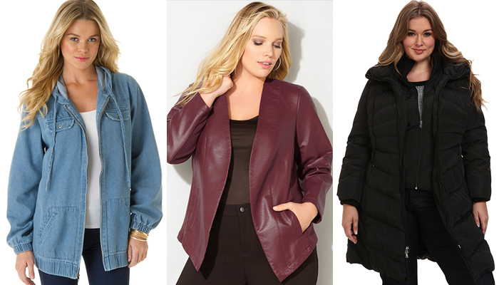womenjackets for plus size