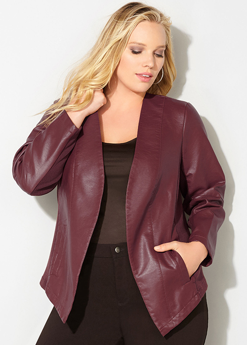 women's jackets for plus size-2