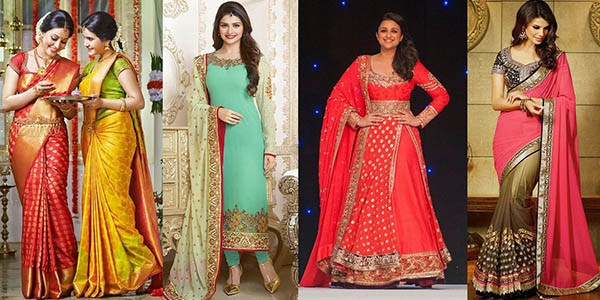 Dazzle This Diwali with Designer Ethnic Wear for Women