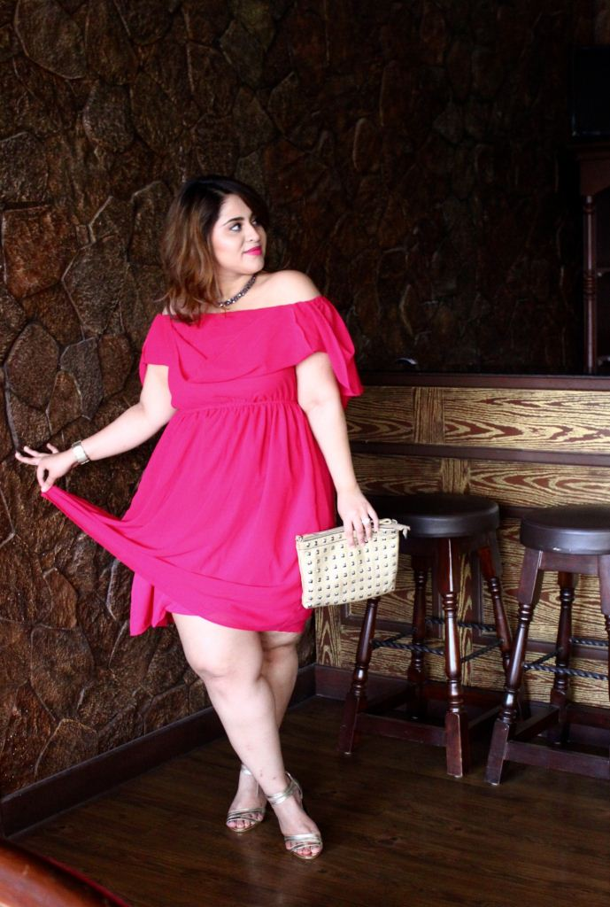 plus size fit and flare dresses