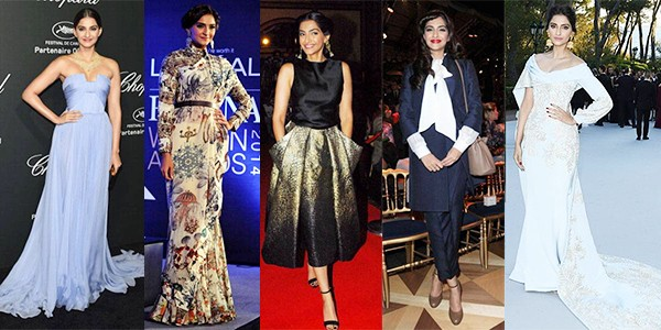 Sonam Kapoor Stuns in Amazing Bollywood Club Dresses