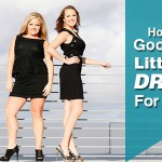 How To Look Good In Sexy Little Black Dresses For Plus Size