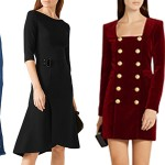 Stunning New Arrivals In Dresses For Fall-Winter 2016