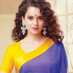 Kangana Ranaut Aces The Ethnic Look With A Stunning Traditional Outfit!!