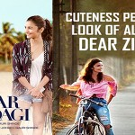Grab the Cuteness Personified Look of Alia from Dear Zindagi