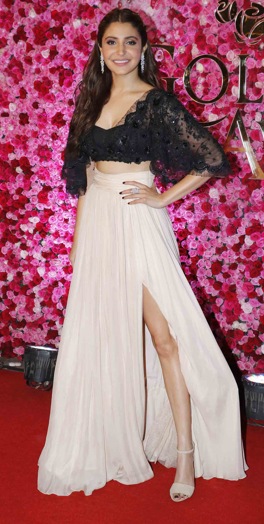 Anushka Sharma's best red carpet looks