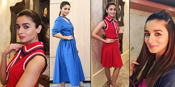 Alia Bhatt's Dresses For The Promotion Of 'Badrinath Ki Dulhaniya' Are Angelic And Giving Style Goals For Summers!