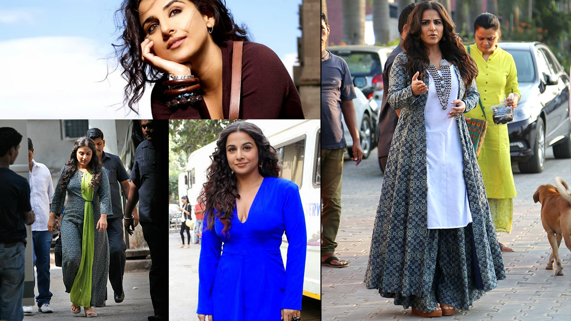 Vidya Balan Night Club Dresses