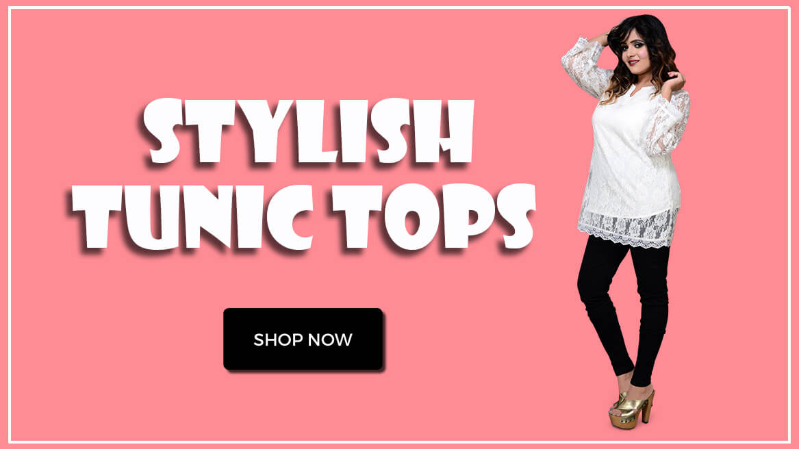 Ladies Tunic Tops For Leggings