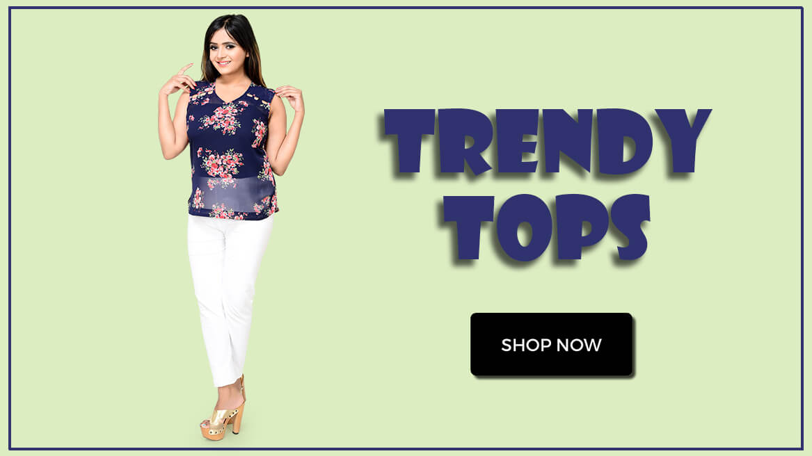 Tops For Women Online Sale